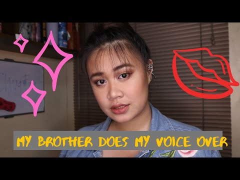 My Brother Does My Voice Over Challenge || JoyExpress thumbnail