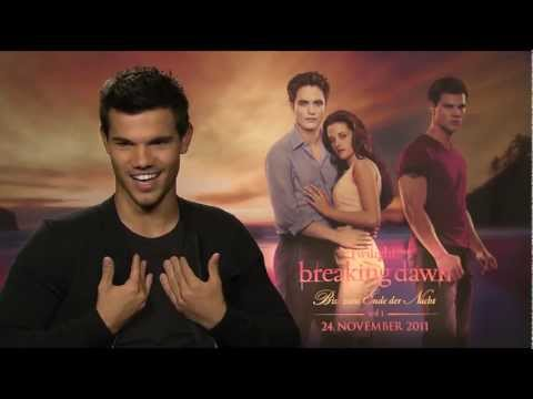 Twilight: Taylor Lautner Interview inkl. Untertitel