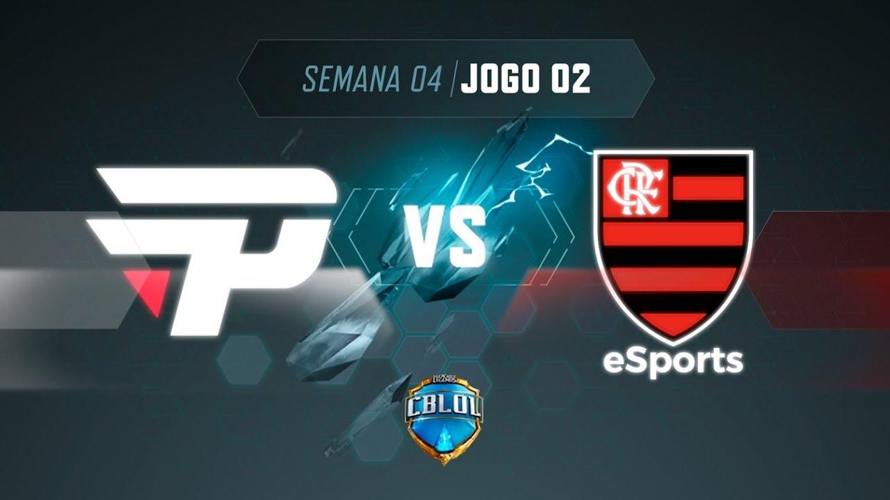 CBLoL 2019: 2ª Etapa - Fase de Pontos | paiN Gaming x Flamengo (Jogo 2)