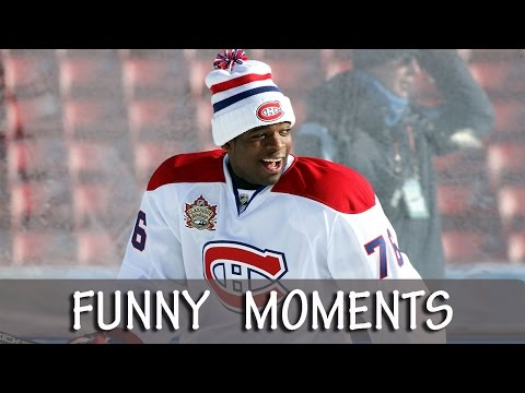 P.K. Subban - Funny Moments [HD]