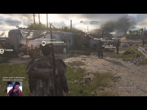 CALL OF DUTY WORLD WAR 2 - RTC IN LIVE