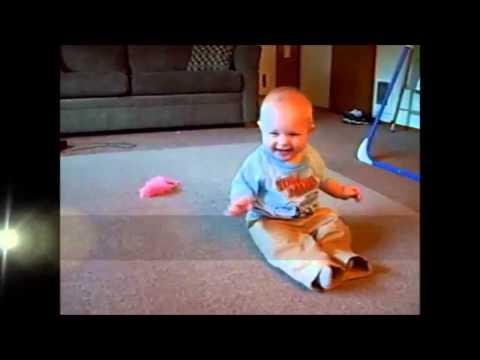 Babys total witzig, unbedingt anschauen