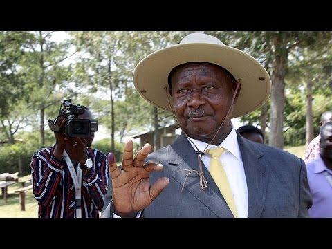 Uganda: Eleições presidenciais com fortes perturbações