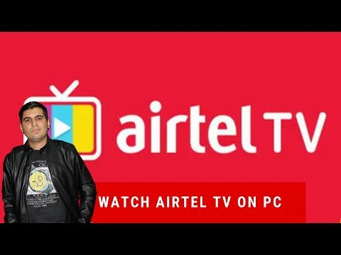 How To Watch Airtel TV On PC Or Laptop In Web Browser   Technical Chaharji