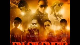 Eddy Lover Ft. Flex ,Joey Montana, El Roockie,Mach   Daddy, Mr Phillips EN SILENCIO Remix