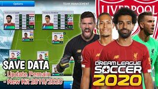 Save data liverpool fc team dream league soccer 2019/2020 update full player transfer video ini tentang pemain club socce...