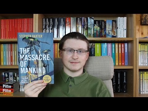 Book Review | The Massacre Of Mankind by Stephen Baxter