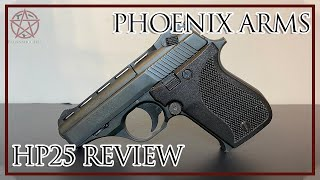phoenix arms hp25 review