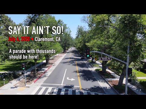 Claremont July Fourth 2020