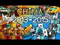 Every LEGO Legends of Chima Set EVER MADE 2013-2015