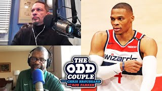 Is Russell Westbrook the Greatest to Never Win a Championship? | THE ODD COUPLE