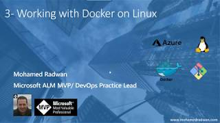 3- Working with Docker on Linux