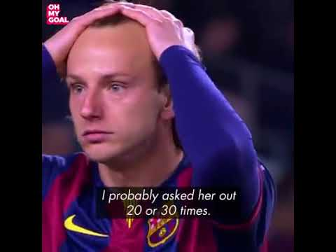 Those words changed Barcelona Ivan Rakitic's life