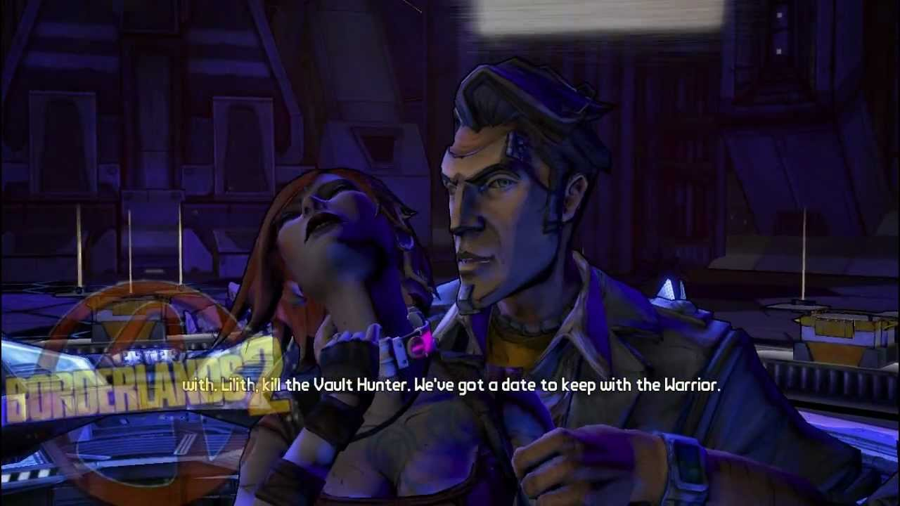 borderlands 2 why did lilith and roland break up