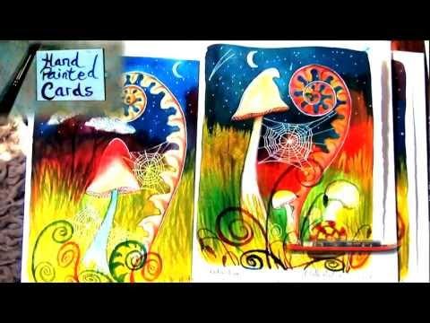 Willowmoor Art Workshop Michelle Martin Canal Artist (Corporate Video)