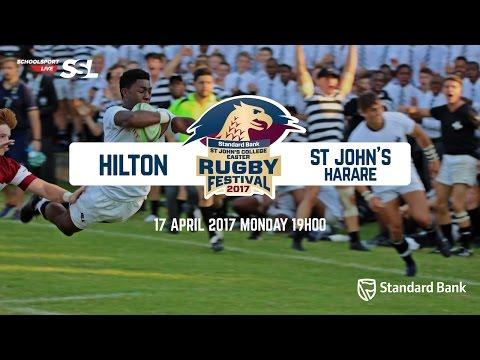 St John's Fest: St John's Harare XV vs Hilton XV, 17 April 2017