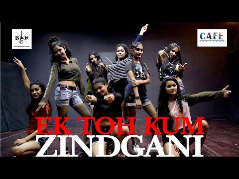 Marjaavaan Ek Toh Kum Zindagani Video  Nora Fatehi  Tanishk B, Neha K, Yash N Beat It Dance Group