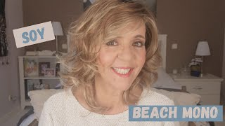 PELUCA - HABLEMOS DE BEACH MONO DE ELLEN WILLE
