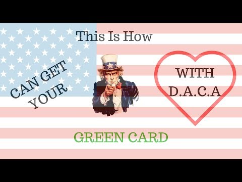 How To Get Your Green Card