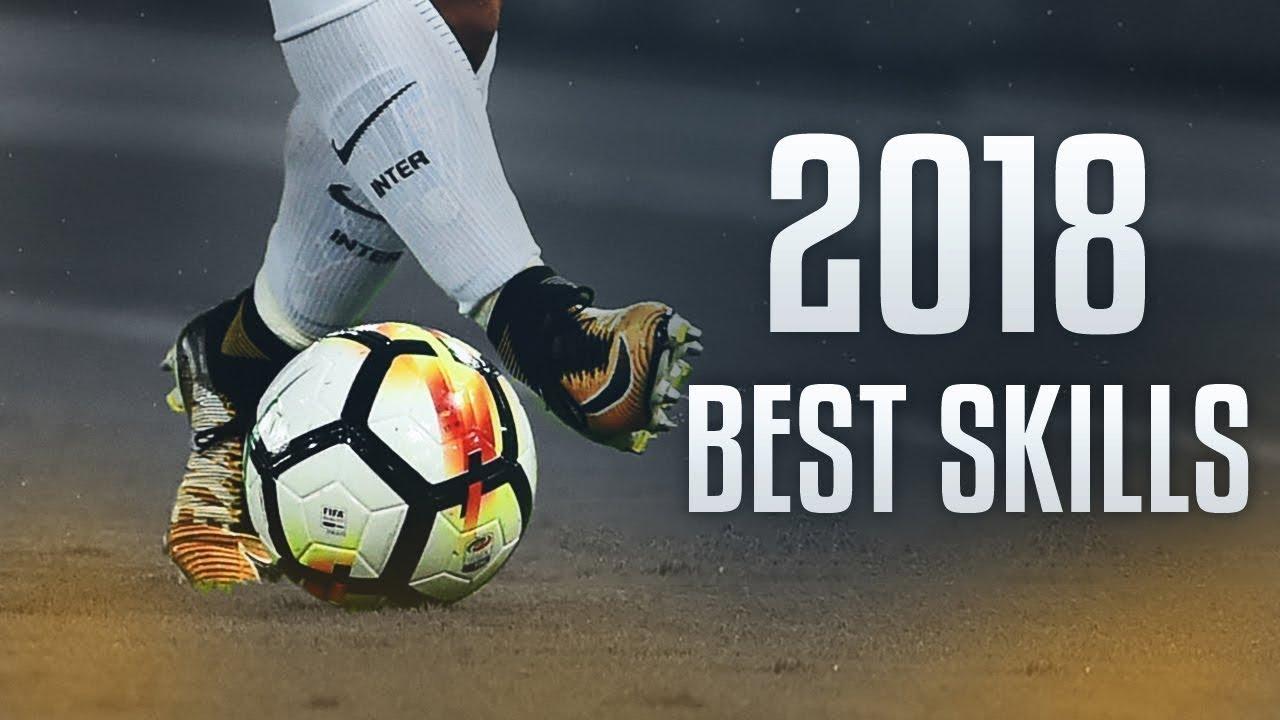 Best Football Skills & Tricks 2018 Skill Mix #1   HD