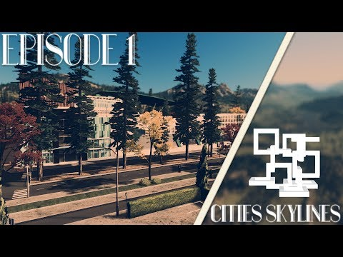 Cities Skylines: Alexandria | Episode 1 | Residential Development