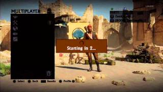 Uncharted 3 Subway MP Quick Play HD