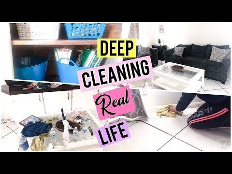 """new""-clean-with-me-2019//speed-cleaning-my-living-room//best-cleaning-motivation"