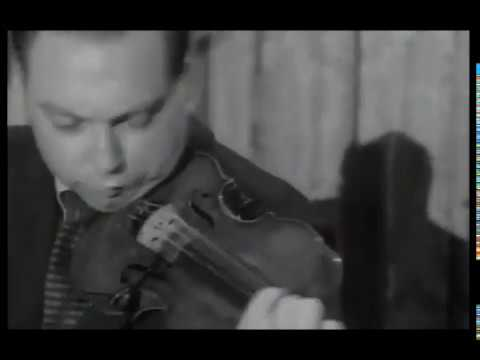 Isaac Stern plays Wieniawski Polonaise No  1 in D Major