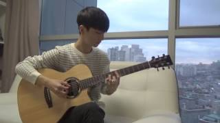 (Nakashima Mika) 눈의 꽃 Yuki No Hana - Sungha Jung