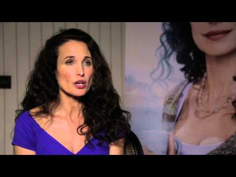 Interview: Andie MacDowell & Dylan Neal, on Cedar Cove