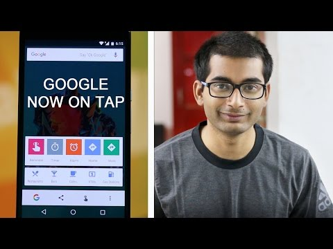 10 Awesome Things You Can do With Google Now on Tap