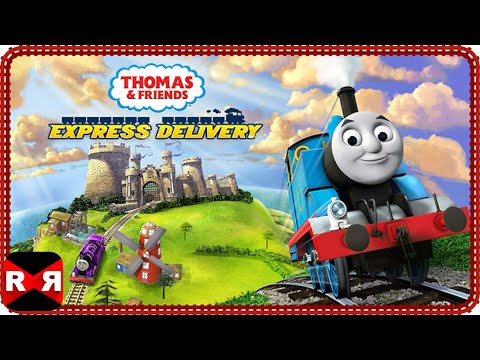 Thomas & Friends: Express Delivery - Train Adventure - iOS /