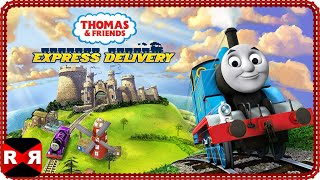 Thomas & Friends: Express Delivery - Train Adventure - iOS / Android Gameplay