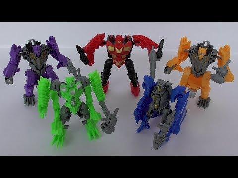 Beast Robot ของเล่นหุ่นยนต์แปลงร่างอสูร