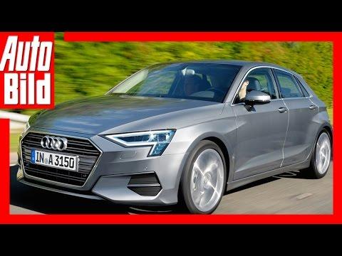 Audi A3 (2017) - A3 in neuem Format