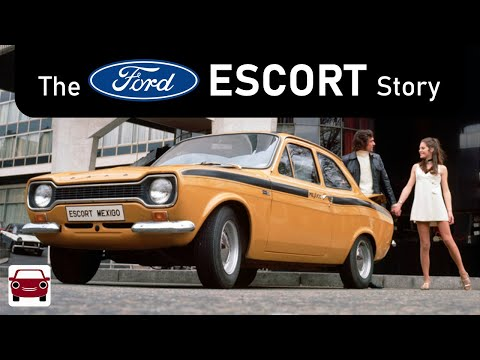 The Ford Escort Story