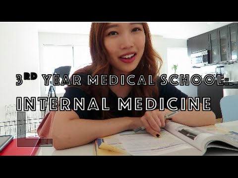 A Day in the Life of a Medical Student (MS3) | Primary Care, Internal Medicine