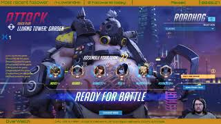 overwatch stream 11-30-18