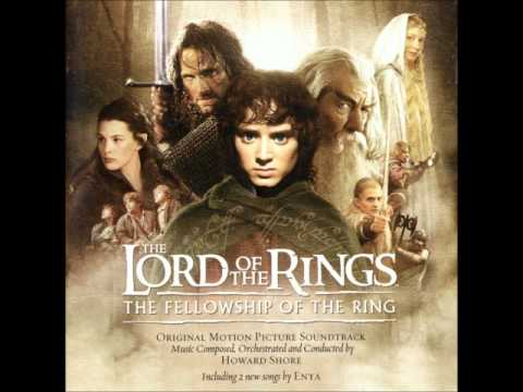 The Lord Of The Rings OST - The Fellowship Of The Ring - The Doors Of Durin mp3
