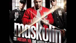 MASKULIN MIXTAPE Vol.1 by Dj Gan-G 28.10.2011