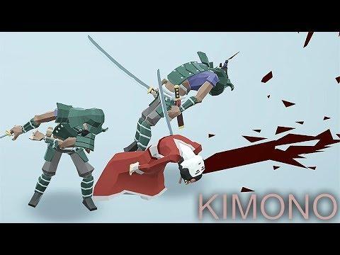 САМУРАЙСКИЕ РАЗБОРКИ ► KIMONO