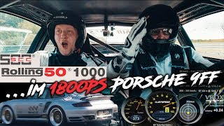 SCC500 im 1800PS Porsche 9ff I RAD48