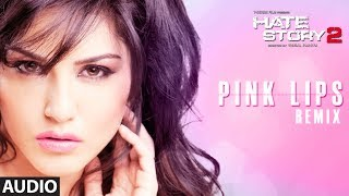 Pink Lips - Remix | Full Audio Song | Hate Story 2 | Sunny Leone | Meet Bros Anjjan