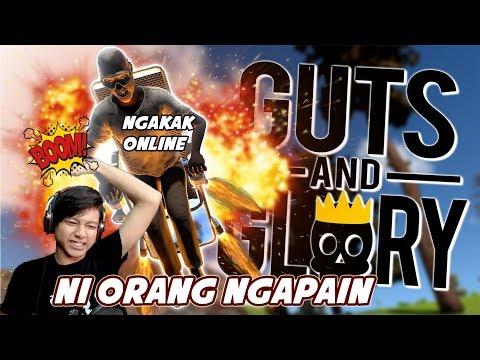 GAMPLAK Pak Tua Somplak | GINI NIH JADINYA KALO KURSI DIPASANG TABUNG LPG - Ngakak Online #10