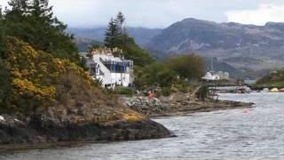 West Highland villages: Plockton, Shieldaig & Duirinish