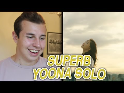 YOONA - When The Wind Blows MV REACTION!!!