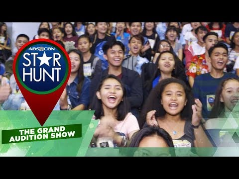 Star Hunt The Grand Audition Show: This August 20 on ABS-CBN!