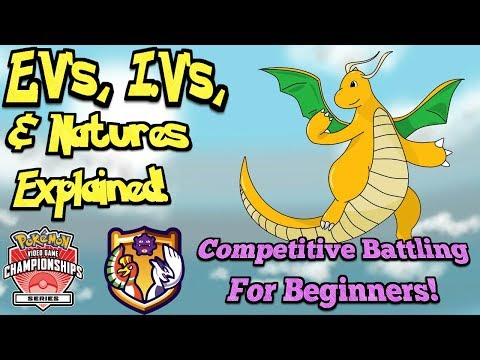 Pokemon IV's, Natures & EV's Explained! Pokemon Tutorial & Explanation!