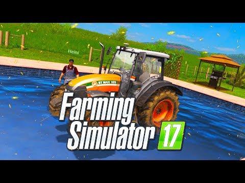 Landwirtschafts-Simulator 17 🌳 003: Spritz ab