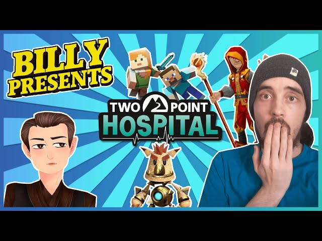 Billy Presents: Rick's Two Point Hospital PR Disaster Challenge & More /w RickTheMadLad